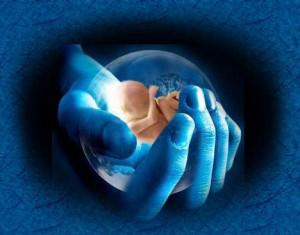 thérapie intra-utérine parent