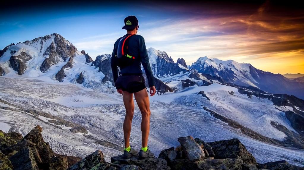 montagne coureur